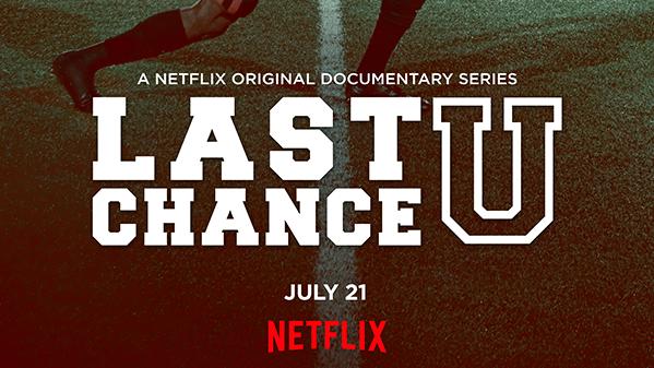 It is premiere week of Season 2 of Last Chance U!