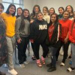 female student athletes