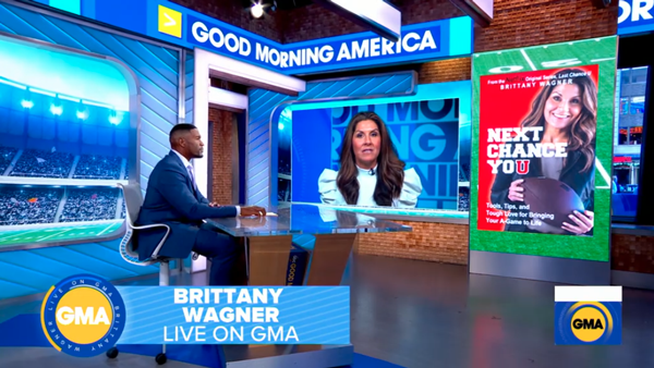 Brittany Wagner Interview on Good Morning America
